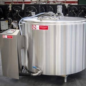 Refrigeratore del latte G10