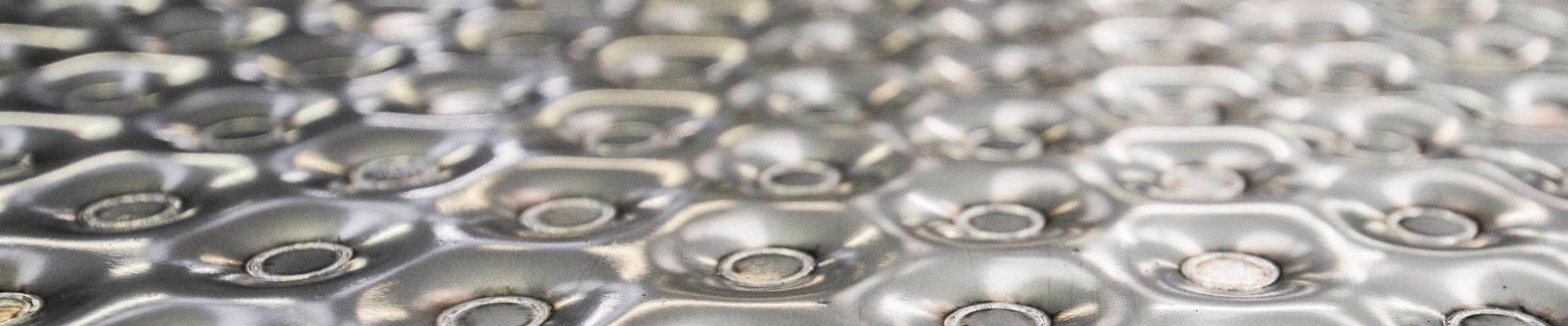 Piastre per scambio termico Pillow Plate