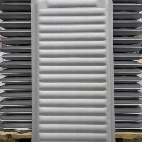 Piastre con circuito frigorifero