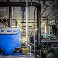 Vasche per la refrigerazione dell'acqua