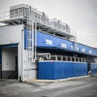 Tecnologie di raffreddamento per l'industria alimentare