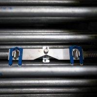 Vasca in acciaio per la produzione di acqua gelida