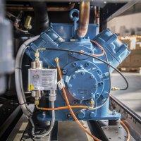 Sistema semplice e affidabile per produrre acqua gelida