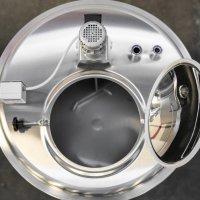 Tecnologia per il mantenimento termico della miscela gelato