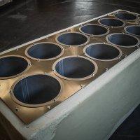 Vasche refrigerate di conservazione
