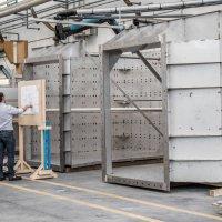Progettazione di condensatori in Valchiavenna