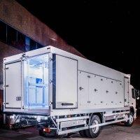 Sistemi per il trasporto del gelato