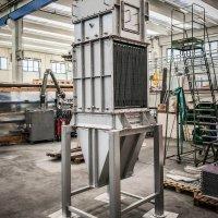 Tecnologie per il trattamento termico dei solidi granulari