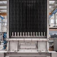 Scambiatori di calore per l'industria del settore chimico