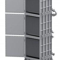 Scambiatori di calore per il settore metallurgico