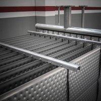 condensatori di testa di colonne di distillazione